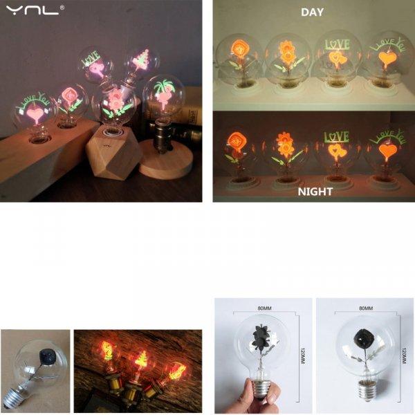 Декоративные лампочки