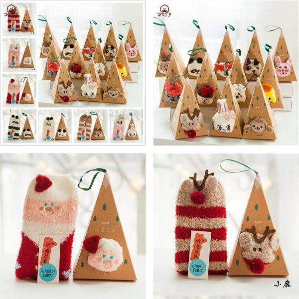 Милые Рождественские носки от HKTY (20 видов)