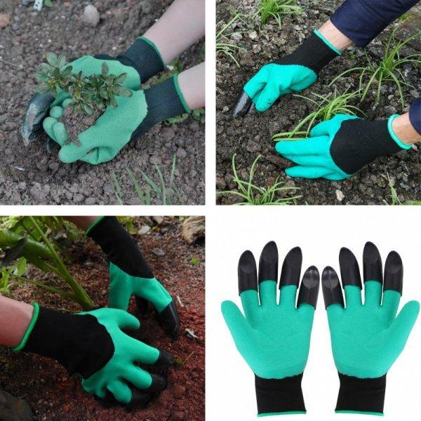 Перчатки-когти (2 вида)